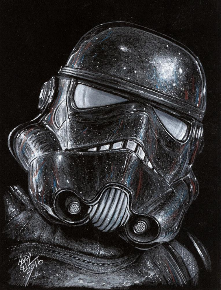 Stormtrooper par AndyGill